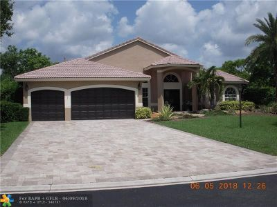 Parkland Single Family Home For Sale: 6599 NW 97th Dr