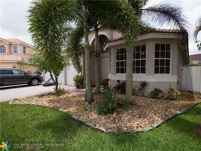 Miramar Single Family Home For Sale: 3520 SW 174th Way