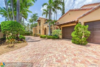 Fort Lauderdale Single Family Home For Sale: 2623 Acacia Court