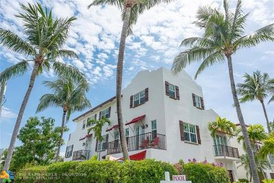 Fort Lauderdale Condo/Townhouse For Sale: 800 NE 17th Ave #800