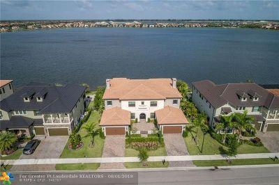 Parkland Single Family Home For Sale: 8605 Watercrest Cir