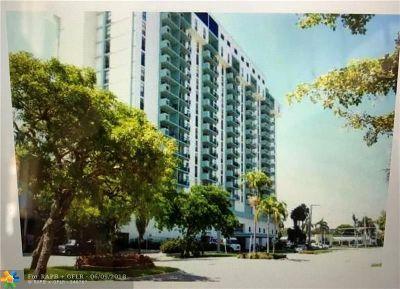 North Miami Condo/Townhouse For Sale: 13499 Biscayne Blvd #1203