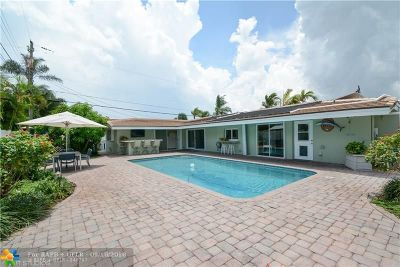 Fort Lauderdale Single Family Home For Sale: 5710 NE 19th Ave