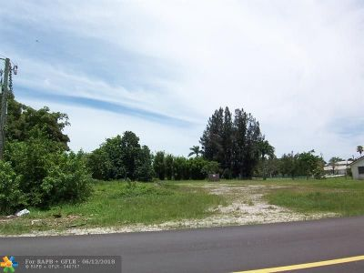 Plantation Residential Lots & Land For Sale: 650 NW 118th Ave