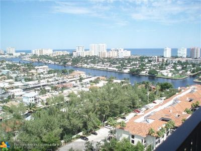 Fort Lauderdale Condo/Townhouse For Sale: 3200 N Port Royale #2009