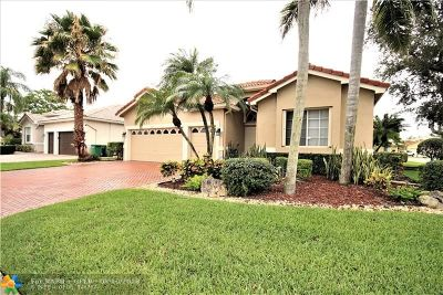 Tamarac Single Family Home Backup Contract-Call LA: 8784 NW 76th Pl