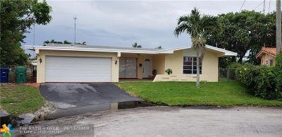 Miramar Single Family Home For Sale: 6712 Dogwood Dr