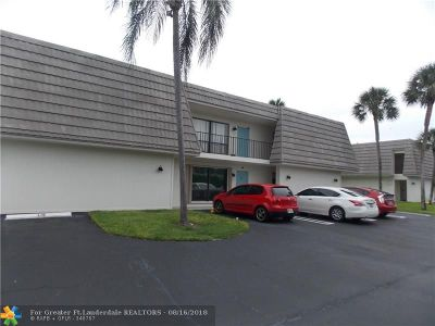 Delray Beach Condo/Townhouse For Sale: 1040 Homewood Blvd #104L