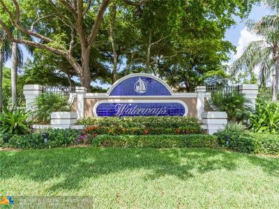 Deerfield Beach Condo/Townhouse For Sale: 1248 SW 48th Ter #1248