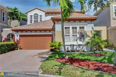 Parkland Single Family Home For Sale: 6779 NW 128th Wy