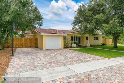 Fort Lauderdale Single Family Home Backup Contract-Call LA: 1610 SW 22nd Ave