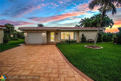 Deerfield Beach Single Family Home For Sale: 4760 NW 18th Ave