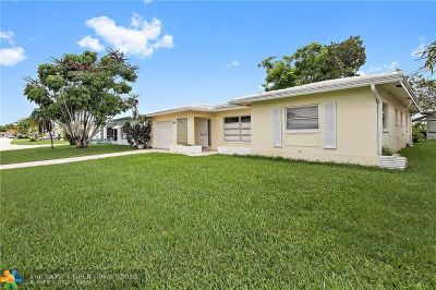 Tamarac Single Family Home For Sale: 8515 NW 57th Ct