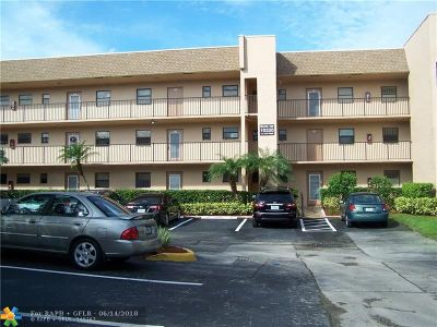 Sunrise Condo/Townhouse For Sale: 10220 NW 30th Ct #208