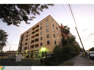 Miami Condo/Townhouse For Sale: 546 SW 1st St #403