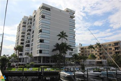Pompano Beach Condo/Townhouse For Sale: 1401 S Ocean Blvd #1200