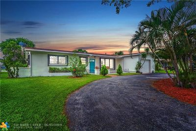 Pembroke Pines Single Family Home Backup Contract-Call LA: 11600 NW 23rd St
