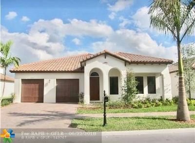 Cooper City Single Family Home For Sale: 3217 NW 84th Way