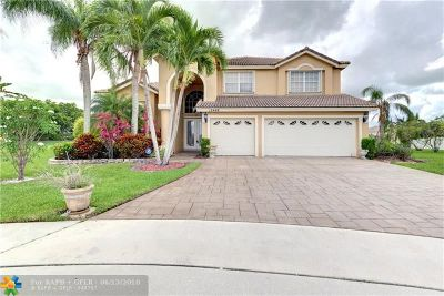 Boca Raton Single Family Home For Sale: 12449 Antille Dr