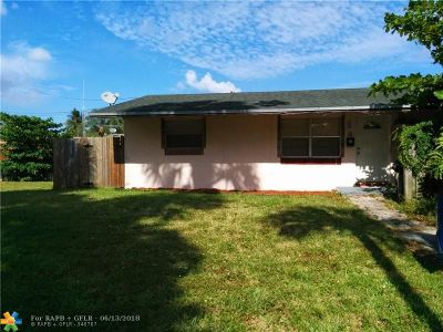 Fort Lauderdale Multi Family Home For Sale: 1980 SW 28th Ln
