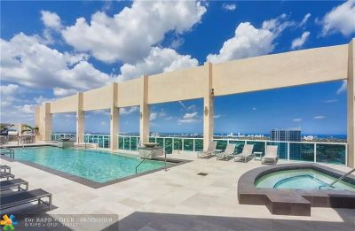 Fort Lauderdale Condo/Townhouse For Sale: 350 SE 2nd St #1070