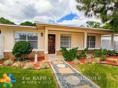 Pompano Beach Single Family Home For Sale: 211 SE 23rd Ave