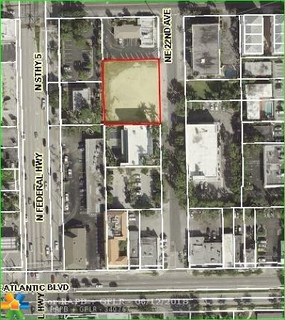 Pompano Beach Residential Lots & Land For Sale: 31 NE 22nd Ave