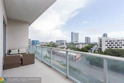 Miami Condo/Townhouse For Sale: 3470 E Coast Ave #604