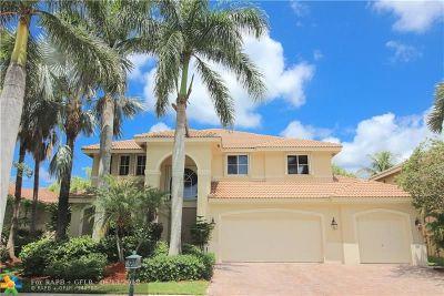 Weston Single Family Home For Sale: 2427 Deer Creek Rd