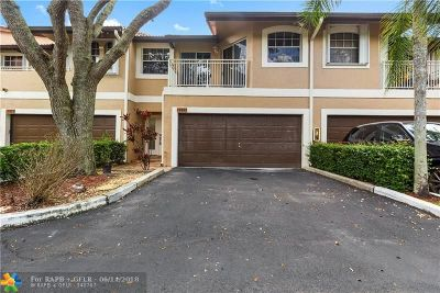 Coral Springs Condo/Townhouse Backup Contract-Call LA: 4991 Riverside Dr #4991