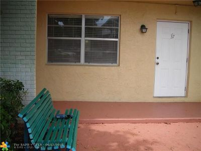 Wilton Manors FL Condo/Townhouse Backup Contract-Call LA: $102,500