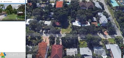 Fort Lauderdale Residential Lots & Land For Sale: 842 SW 11th St