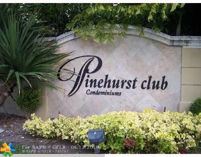 Hollywood Condo/Townhouse For Sale: 470 S Park Rd #7-302