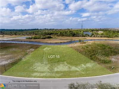 Weston Residential Lots & Land For Sale: 2771 Lake Ridge Ln
