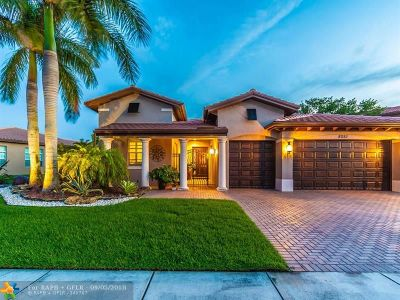 Parkland Single Family Home For Sale: 8251 NW 122nd Ln