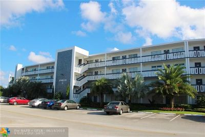 Deerfield Beach Condo/Townhouse For Sale: 3007 Upminster J #3007