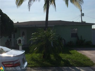 Hialeah Single Family Home Backup Contract-Call LA: 3501 E 8th Ln