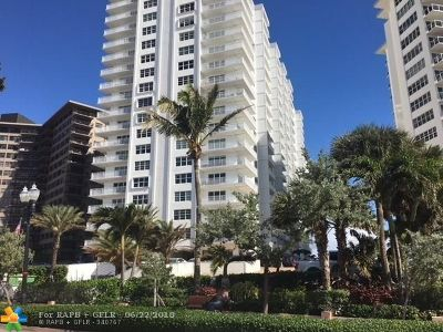 Condo/Townhouse Sold: 3750 Galt Ocean Dr #410