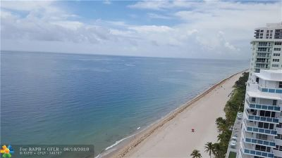 Fort Lauderdale FL Condo/Townhouse For Sale: $850,000