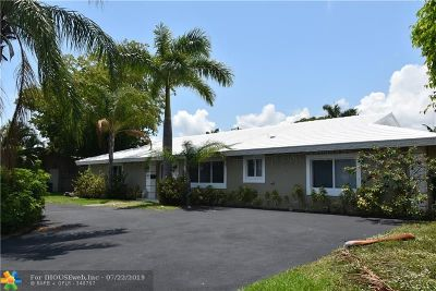 Coral Ridge, Coral Ridge 21-50 B, Coral Ridge Add, Coral Ridge Country Club Single Family Home For Sale: 4031 Bayview Dr