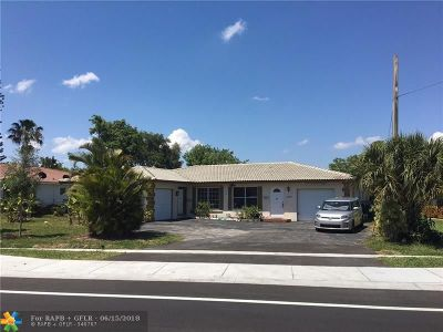 Coral Springs Multi Family Home For Sale: 3620 NW 110th Ave
