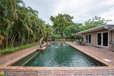 Fort Lauderdale Single Family Home For Sale: 1444 NE 1st Ave