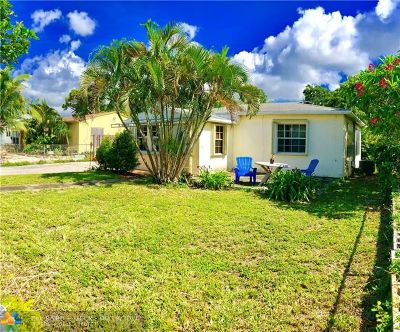 Fort Lauderdale Single Family Home For Sale: 307 SW 15th St