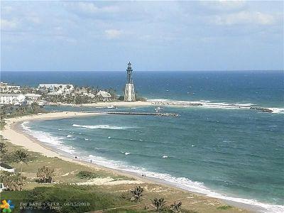 Pompano Beach FL Condo/Townhouse For Sale: $325,000