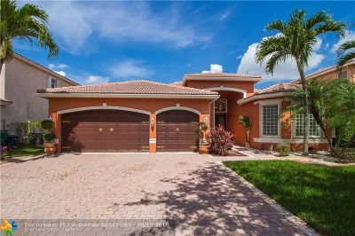 Miramar Single Family Home For Sale: 5308 SW 195th Ter