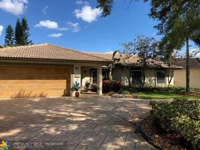 Coral Springs Rental For Rent: 9915 NW 52nd St