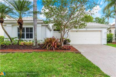 Weston Single Family Home Backup Contract-Call LA: 4057 Holly Ct