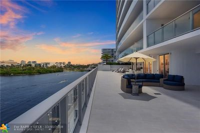 Fort Lauderdale Condo/Townhouse For Sale: 1180 N Federal Hwy #402