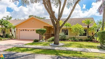 Coconut Creek Single Family Home For Sale: 5820 NW 37th Ave