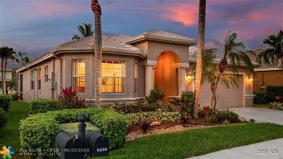 Coconut Creek Single Family Home Backup Contract-Call LA: 6250 Swans Ter